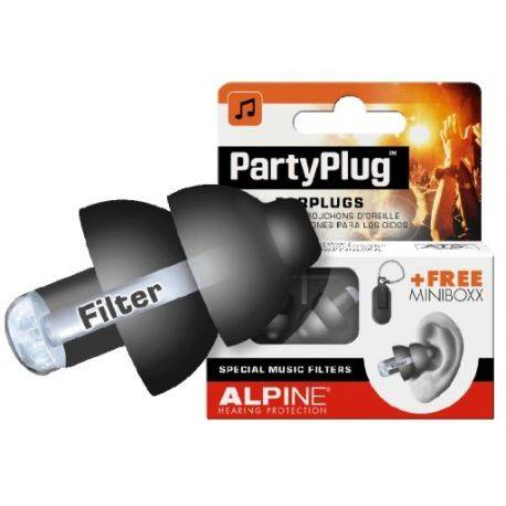 Alpine hearing protection Party plug - Stopery do uszu