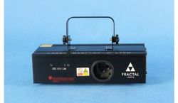 Fractal Lights FL 200 RGY - laser