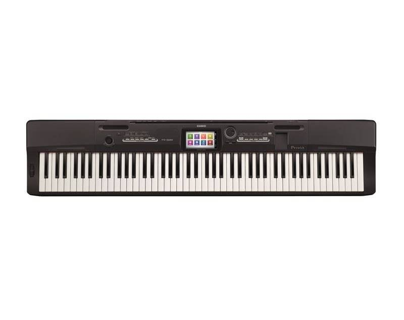 Casio PX-360 BK + Casio SP33 oraz Casio CS67 GRATIS - Pianino cyfrowe