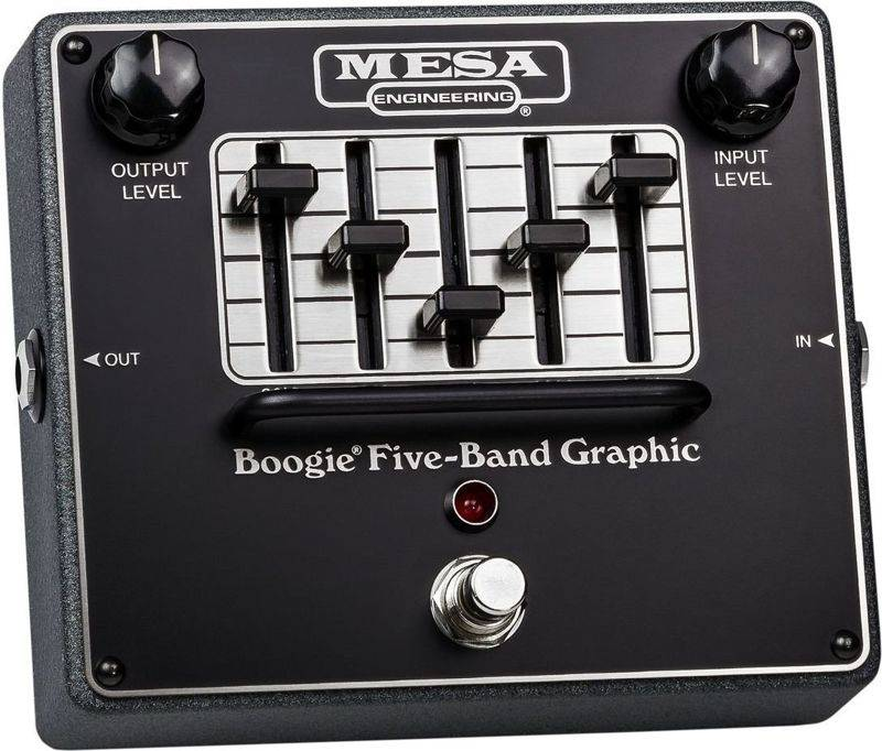 Mesa Boogie Boogie Five Band Graphic EQ - efekt gitarowy