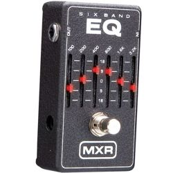 MXR 6-BAND Graphic EQ - Efekt gitarowy