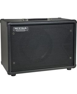 Mesa Boogie 1 x 12 Compact WideBody Closed Back - Kolumna gitarowa