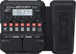Zoom G1X FOUR - Multifekt gitarowy